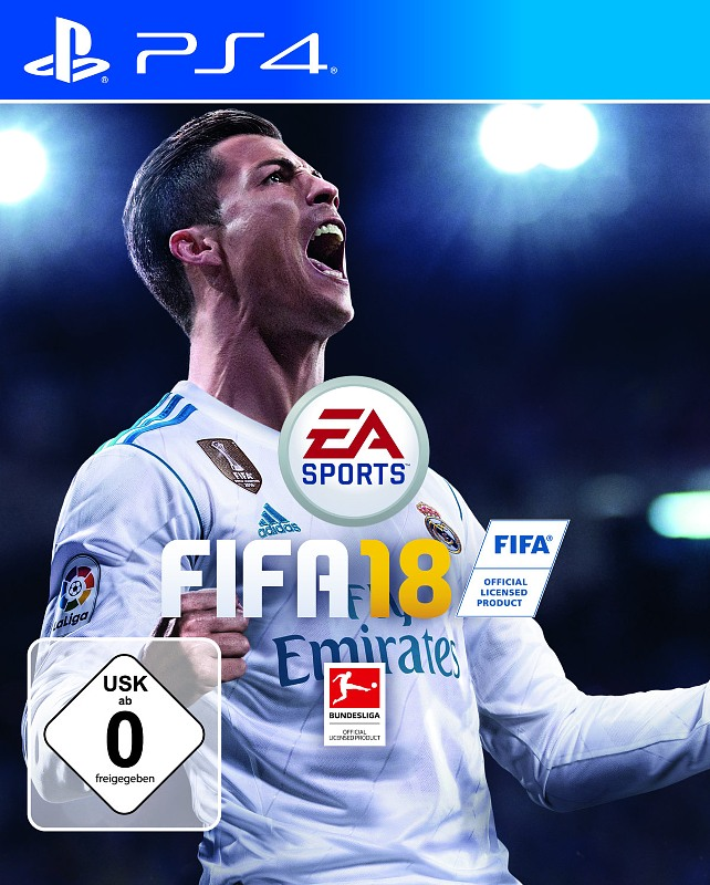 FIFA 18 Playstation 4 Bild