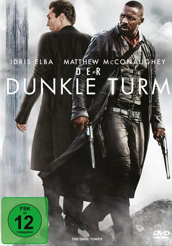 Der dunkle Turm DVD Bild