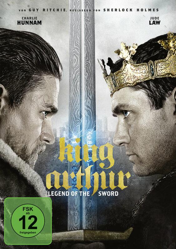 King Arthur: Legend of the Sword DVD Bild