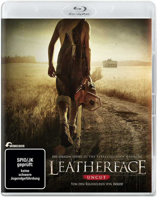 Leatherface - Uncut Edition Blu-ray Bild