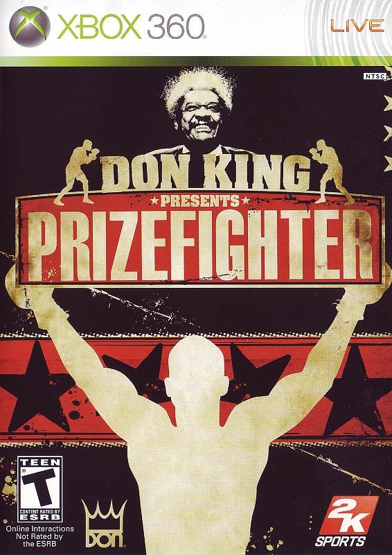 Don King Presents Prizefighter XBox 360 Bild