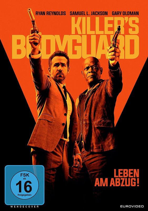 Killer's Bodyguard DVD Bild
