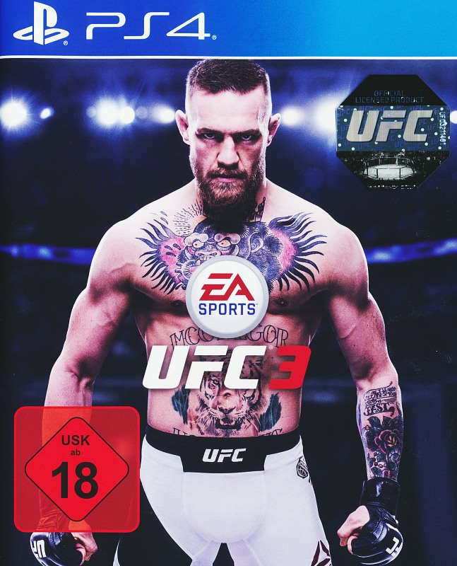 EA Sports UFC 3 Playstation 4 Bild
