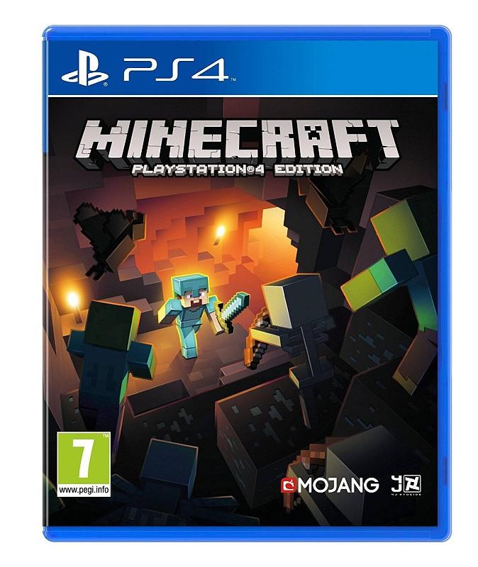 Minecraft Playstation 4 Bild