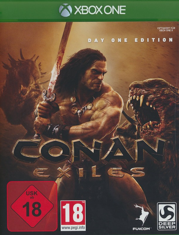 Conan Exiles Day1 Edition DE XBox One Bild