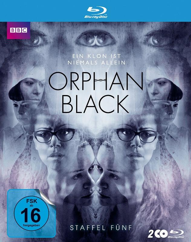 Orphan Black - die 5. und finale Staffel Blu-ray Bild