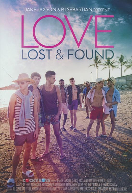 Love Lost & Found Gay DVD Bild
