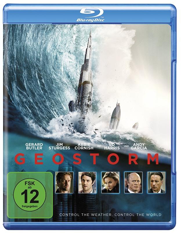 Geostorm Blu-ray Bild