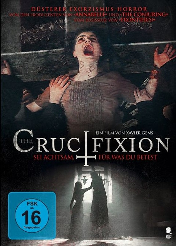 The Crucifixion DVD Bild