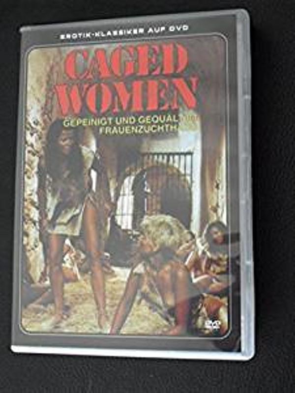 Caged Woman DVD Bild