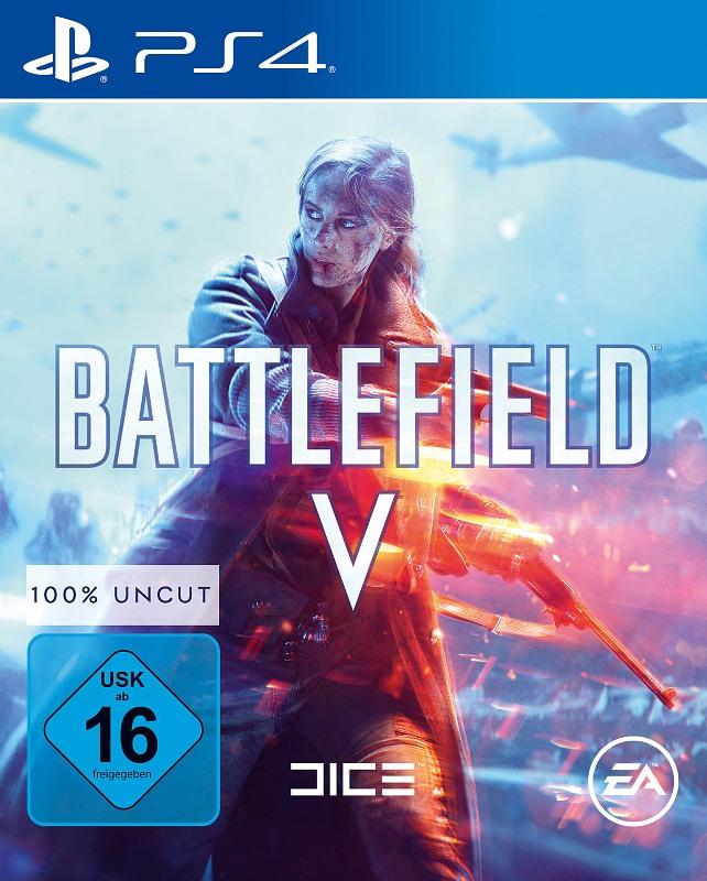 Battlefield V Playstation 4 Bild