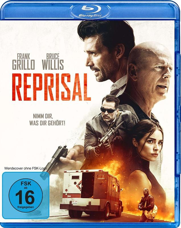 Reprisal - Nimm dir, was dir gehört! Blu-ray Bild