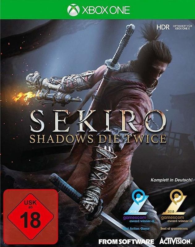 Sekiro - Shadows Die Twice XBox One Bild
