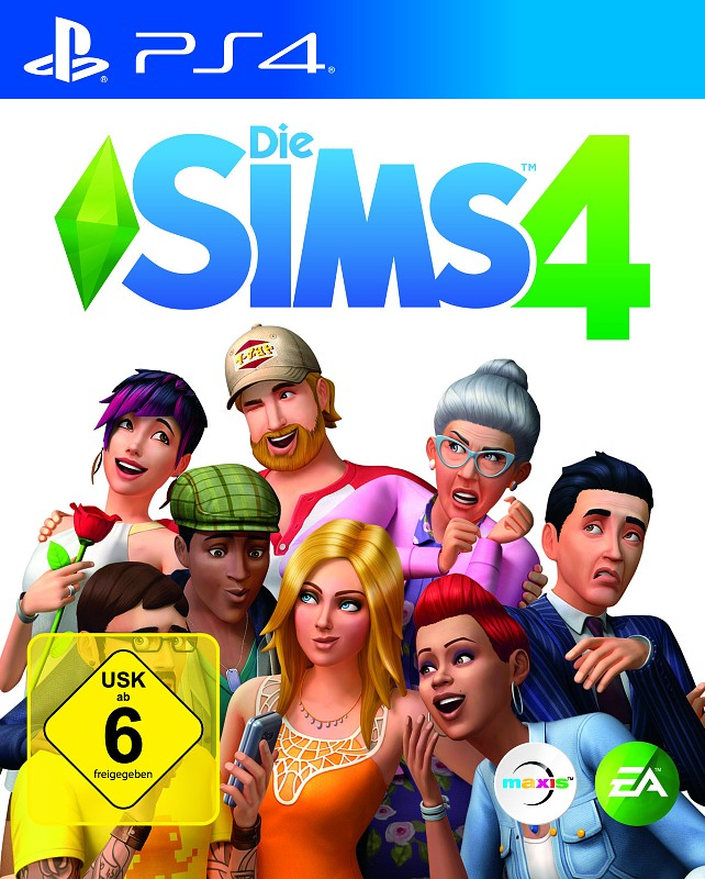 Die Sims 4 Playstation 4 Bild