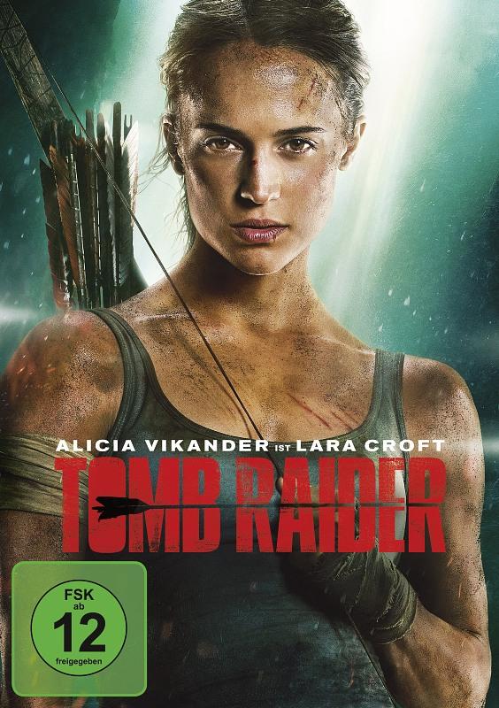 Tomb Raider DVD Bild