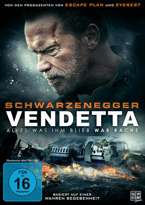 Vendetta - Alles was ihm blieb war Rache DVD Bild