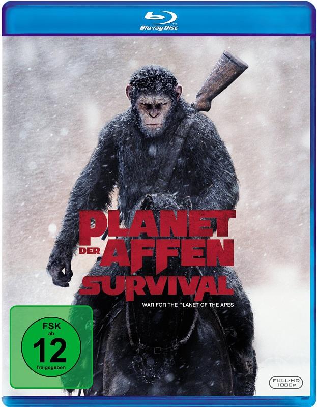 Planet der Affen: Survival Blu-ray Bild