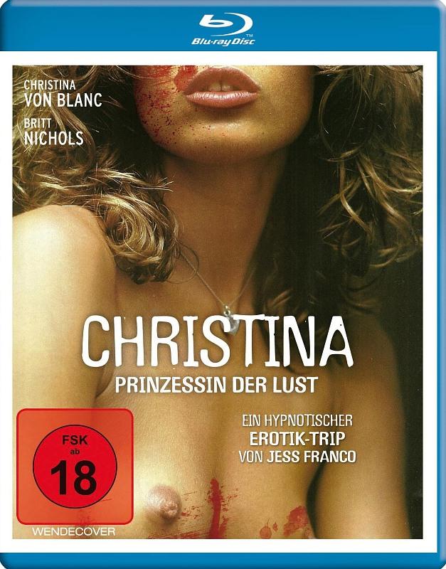 Christina - Prinzessin der Lust Blu-ray Bild