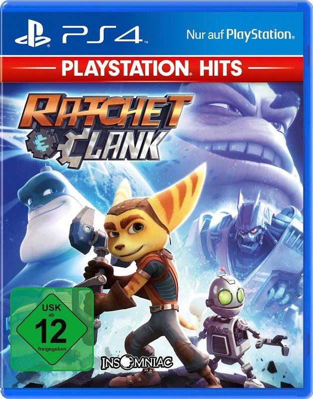 Ratchet & Clank Playstation 4 Bild