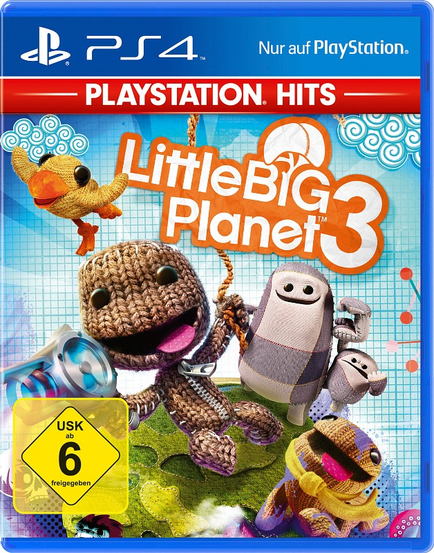 Little Big Planet 3 Playstation 4 Bild