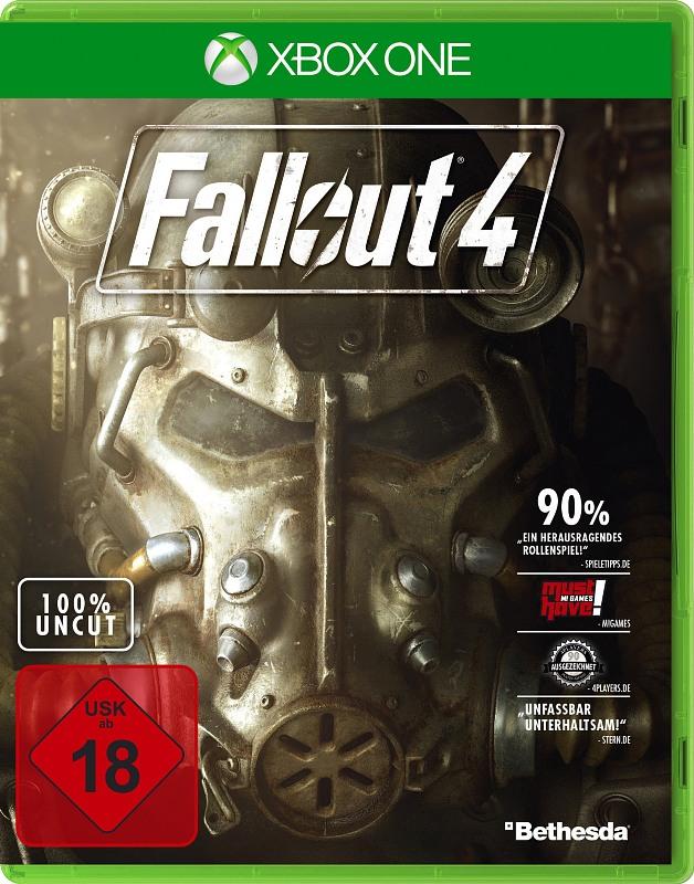 Fallout 4 XBox One Bild