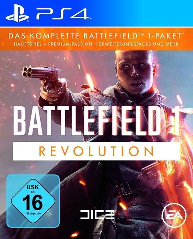 Battlefield 1 (Revolution Edition) Playstation 4 Bild