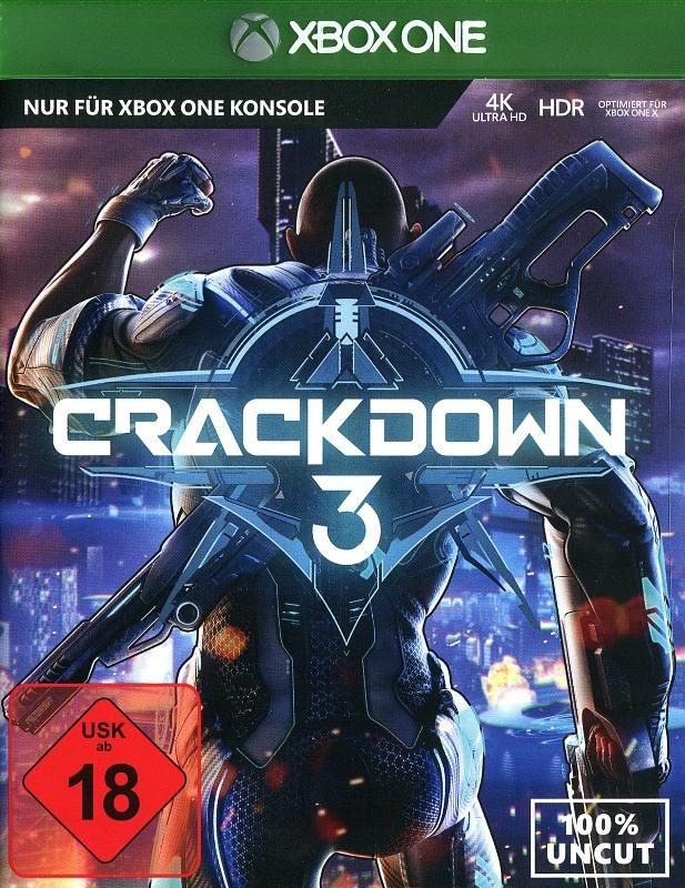 Crackdown 3 XBox One Bild