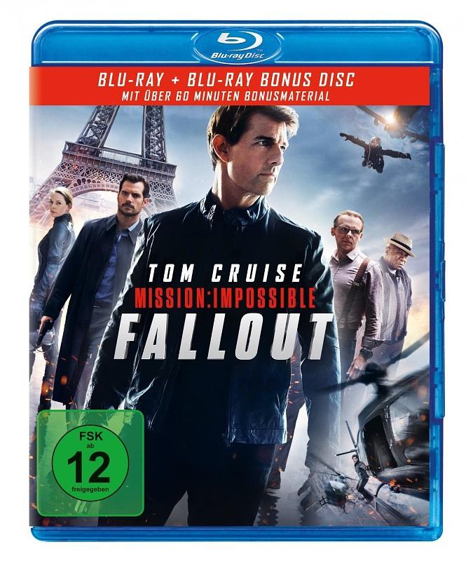 Mission: Impossible 6 - Fallout Blu-ray Bild