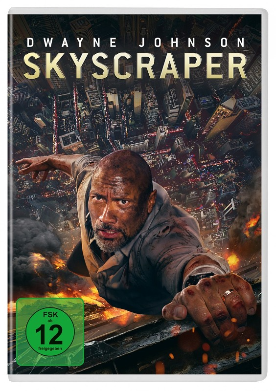 Skyscraper DVD Bild