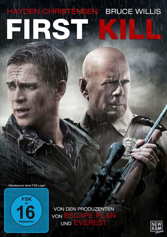 First Kill DVD Bild