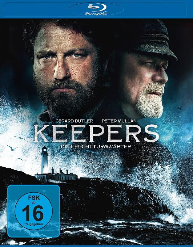 Keepers - Die Leuchtturmwärter Blu-ray Bild