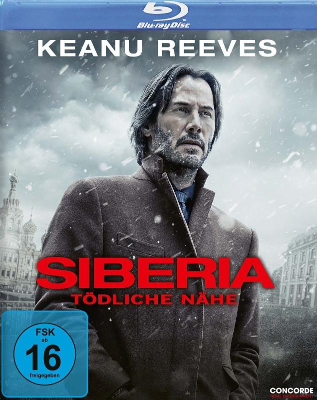 Siberia - Tödliche Nähe Blu-ray Bild