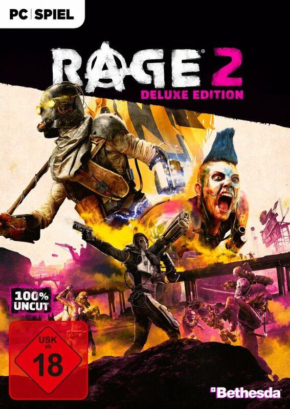 Rage 2 (Deluxe Edition) PC Bild