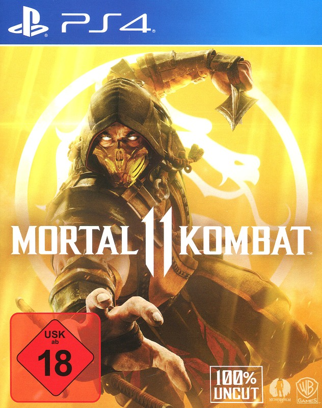 Mortal Kombat 11 Playstation 4 Bild
