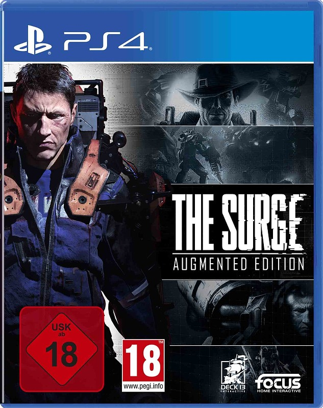 The Surge: Augmented Edition Playstation 4 Bild