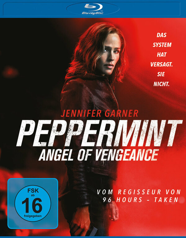 Peppermint - Angel of Vengeance Blu-ray Bild