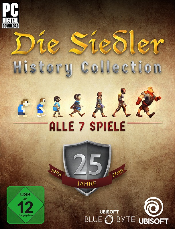 Die Siedler - History Collection PC Bild