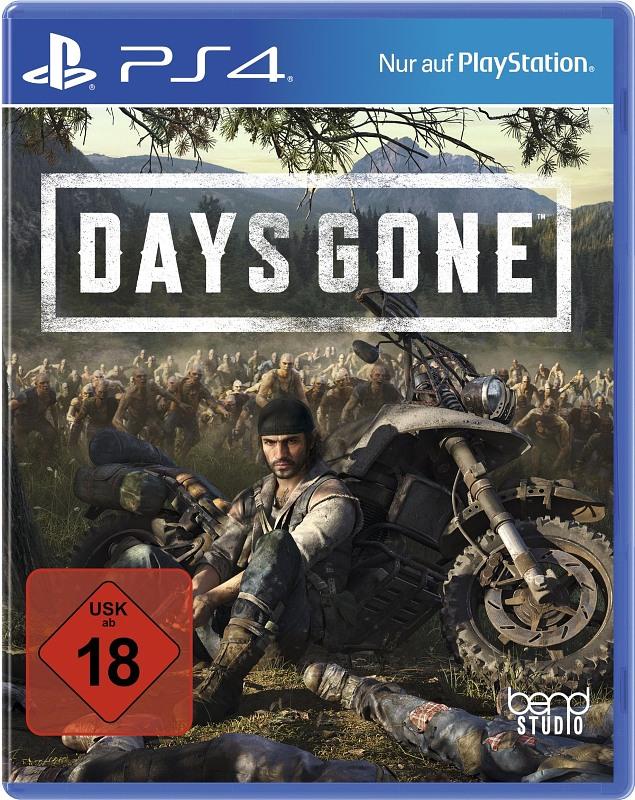 Days Gone Playstation 4 Bild