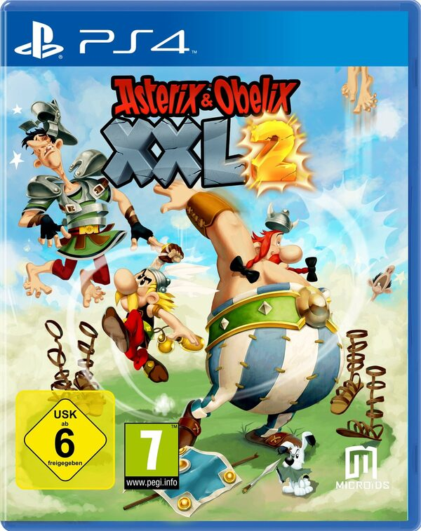 Asterix & Obelix XXL 2 Playstation 4 Bild