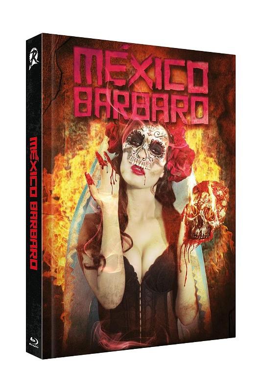 Mexico Barbaro - 2-Disc Limited Uncut Edition Mediabook (Cover C) - limitiert auf 222 Stk. DVD Bild