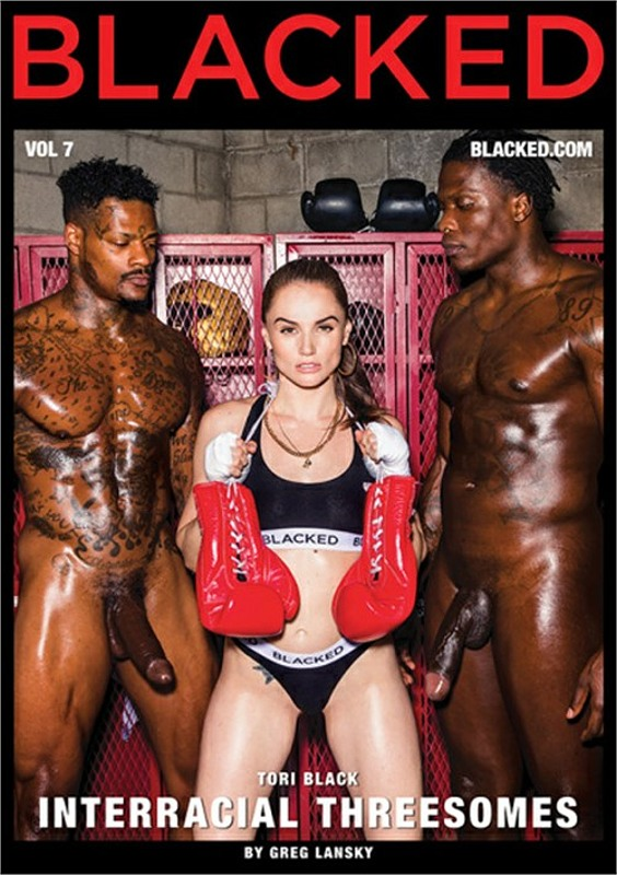 Interracial Threesomes Vol. 7 DVD Bild
