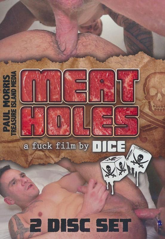 Meat Holes  (2 DVDs) Gay DVD Bild