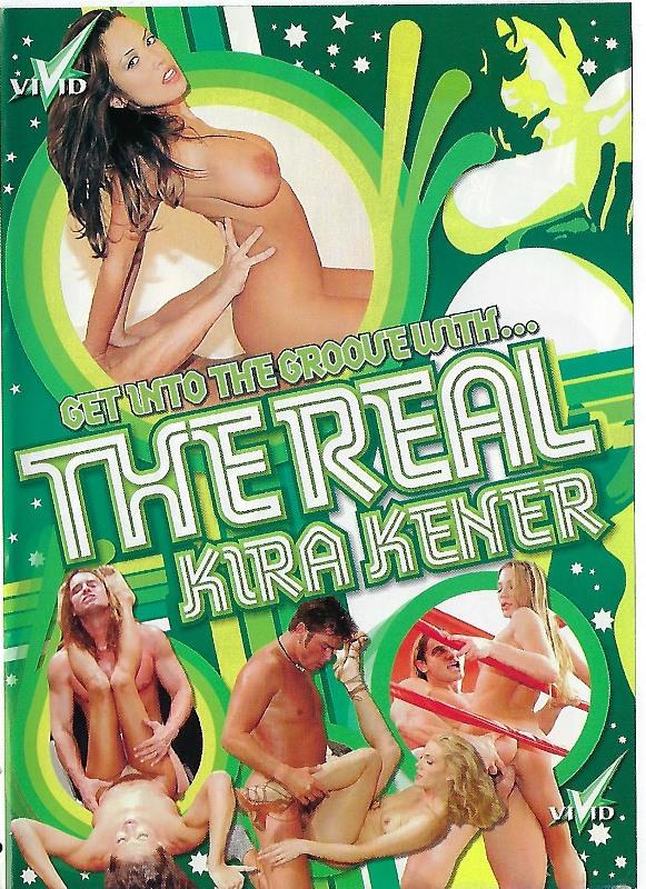 The Real - Kira Kener DVD Bild