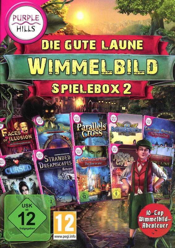 Die gute Laune Wimmelbild-Spielebox 2 PC Bild