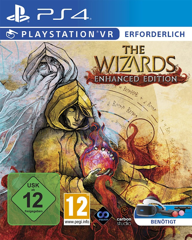 The Wizards - Enhanced Edition (PlayStation VR) Playstation 4 Bild