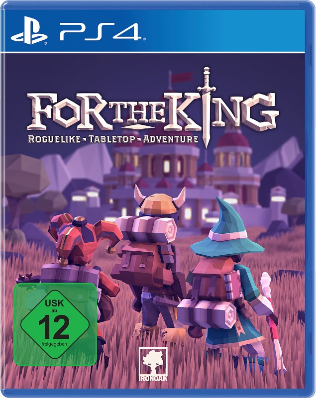 For the King Playstation 4 Bild