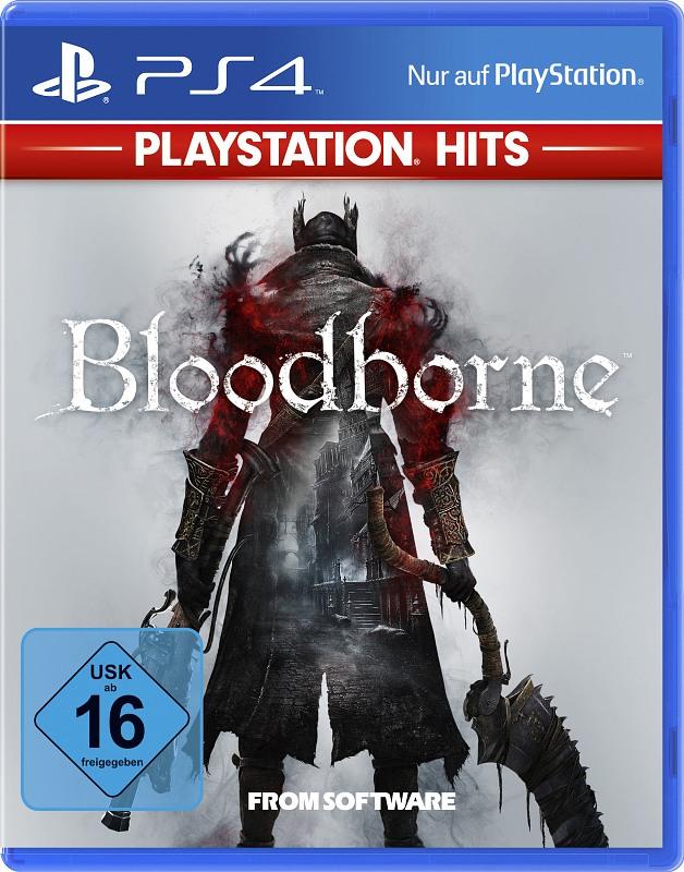 Bloodborne Playstation 4 Bild