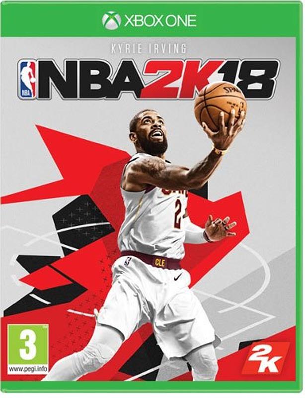 NBA 2K18 DayOne Edition AT XBox One Bild