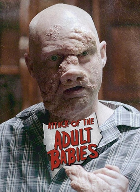 Attack of the Adult Babies Blu-ray Bild
