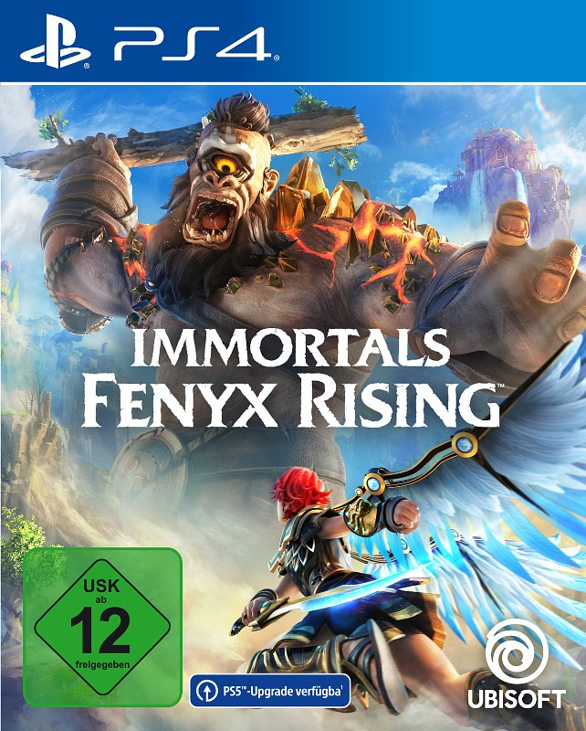 Immortals: Fenyx Rising Playstation 4 Bild
